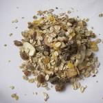 Meusli, dry packaged mix