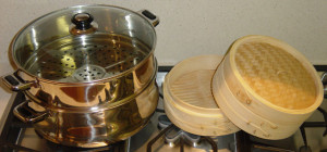 Steamer Pot & Steamer Basket