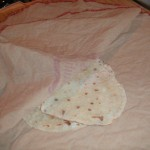 Lefse in cozy