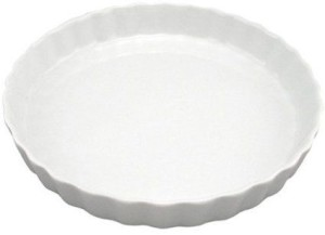 "Ceramic 10"" Quiche Pan"