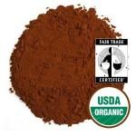 Organic Free-Trade Dutch Process Cocoa Powder