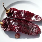 New Mexico Chiles, Dried