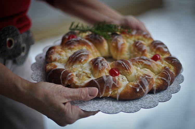 Danish Pastry (Wienerbrød)
