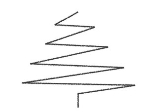 Christmas Tree Shape