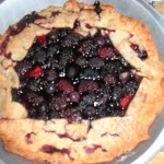 Mixed Berry Crostata with Pasta Frolla