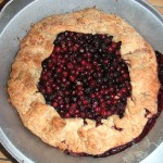 Huckleberry Galette