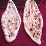 Naan Bread in Nangarhar