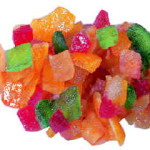 Candied Mixed Fruit