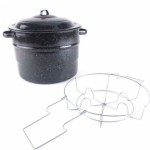 Aubuchon Hot Water Bath Canner, with Rack