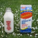 Darigold Milk, 1956 & 2012
