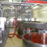 Industrial Dairy Facility in Fontain, France