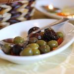 Sicilian olives, brined