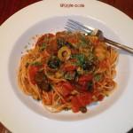 Spaghetti ala Putanesca