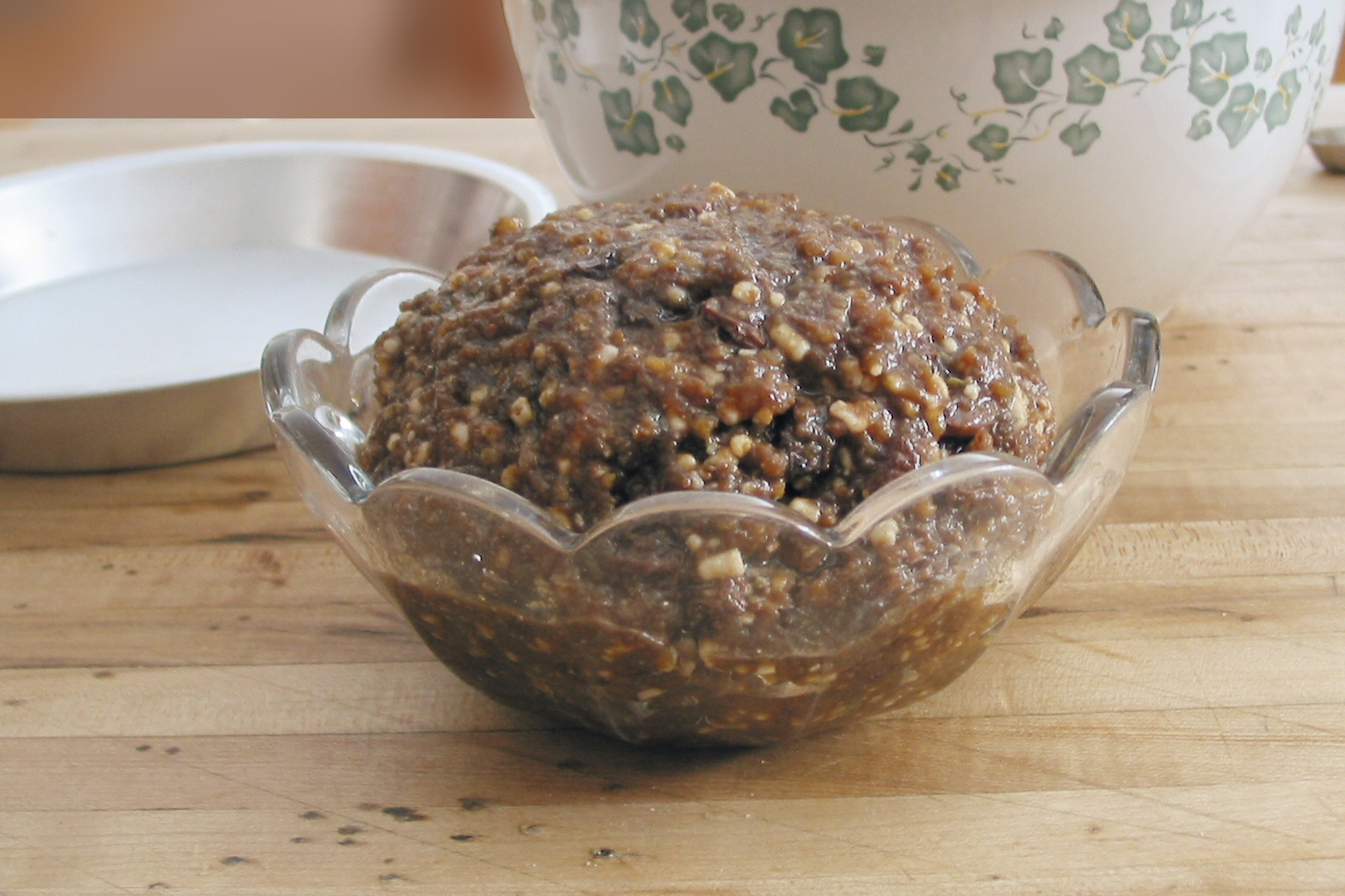 Mincemeat, with suet, for pie & cookie filling | Cat's Kitchen