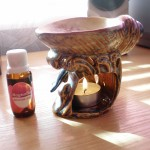 Aromatherapy: Essential Oil and Diffuser