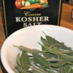Sage and Salt